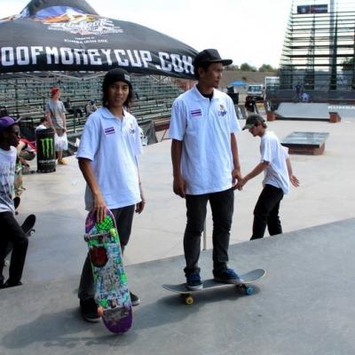 Maloof World Championship SA 2012