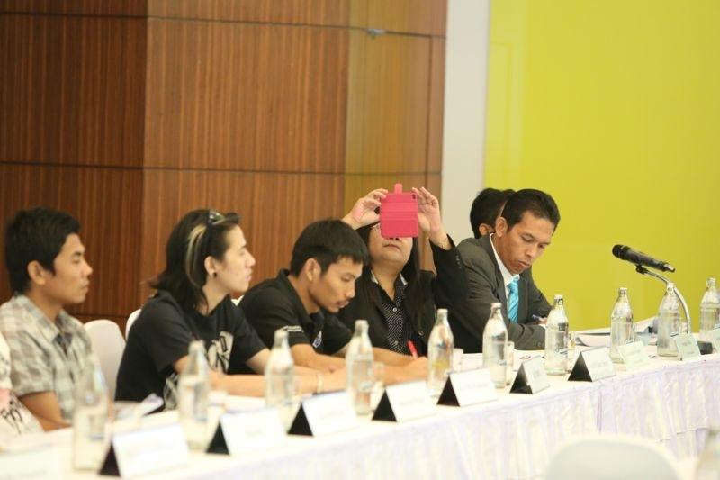 การประชุมสามัญสมาคมกีฬาเอ็กซ์ตรีมแห่งประเทศไทยประจำปี 2554 - 2556