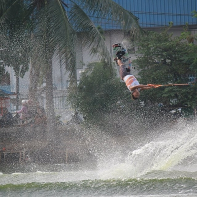 IWWF Asian Waterski and Wakeboard Championships 2013