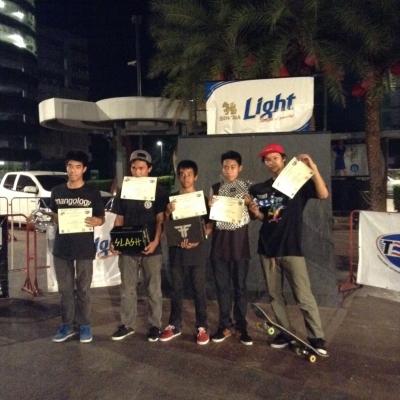 การแข่งขัน Singha Light Extreme Circuit สนาม 2