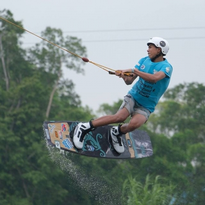 Singha Cable Wakeboard and Wakeskate Thailand Championship 2019 1st Circuit at Zanook Wake Park