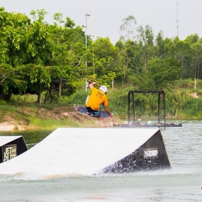 Singha Cable Wakeboard and Wakeskate Thailand Championship 2019 2nd Circuit at Thaiwakepark Pattaya