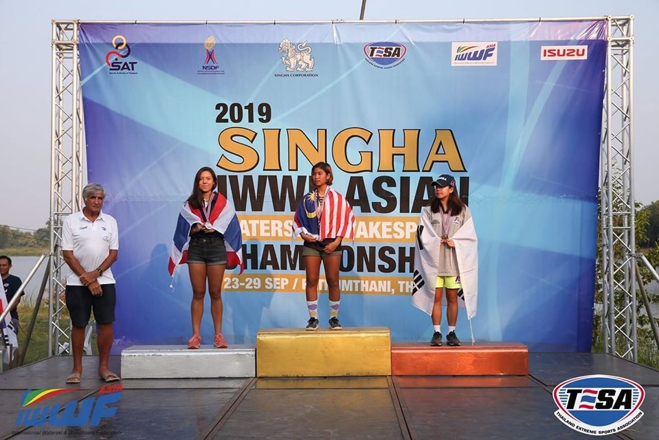 SINGHA IWWF ASIAN WATERSKI & WAKESPORTS CHAMPIONSHIPS 2019