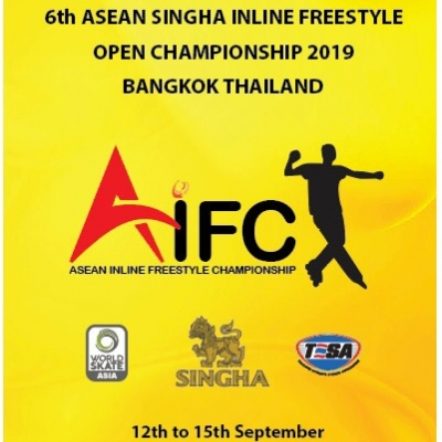 6th ASEAN Open Inline Freestyle Championship