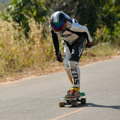 SINGHA SKATEBOARD DOWNHILL THAILAND CHAMPIONSHIPS 2020
