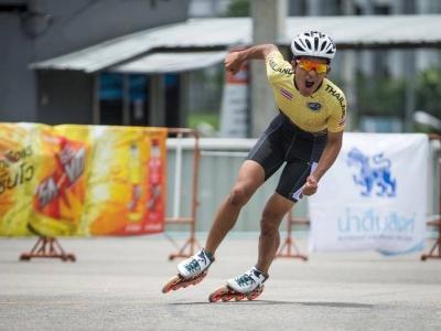 แข่งขัน Inline Speed Skate (สนามที่ 2)