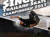 Singha Thailand Skate Championship 2017 (Inline Stunt)